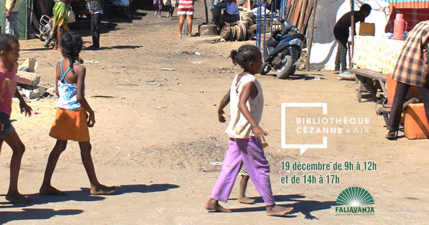 Soutien à l'ONG Faliavanja