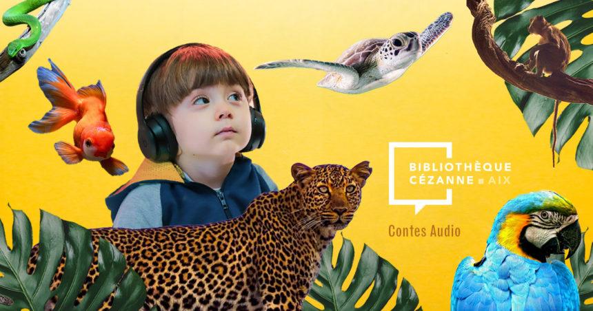 Les contes audio