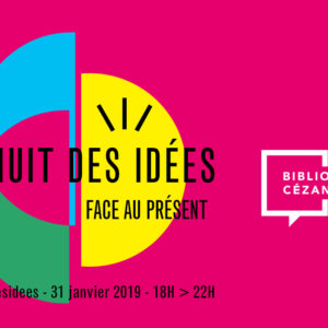 La Nuit des Idées #2019