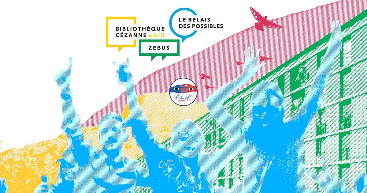 Biblio-cezanne-relais-des-possibles-zebus-fraternites-2019