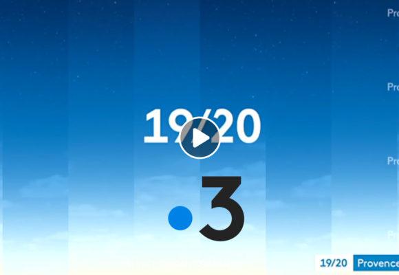 JT 19/20-France3-Le Relais des Possibles